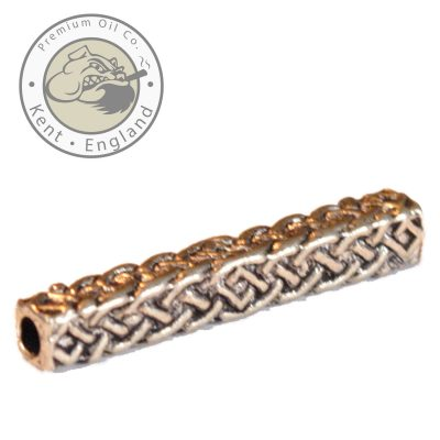 long bar beard bead